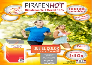PIRAFEN HOT